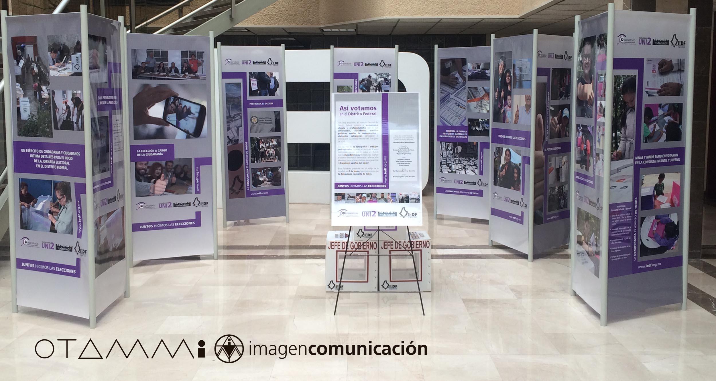Expo Elecciones IEDF