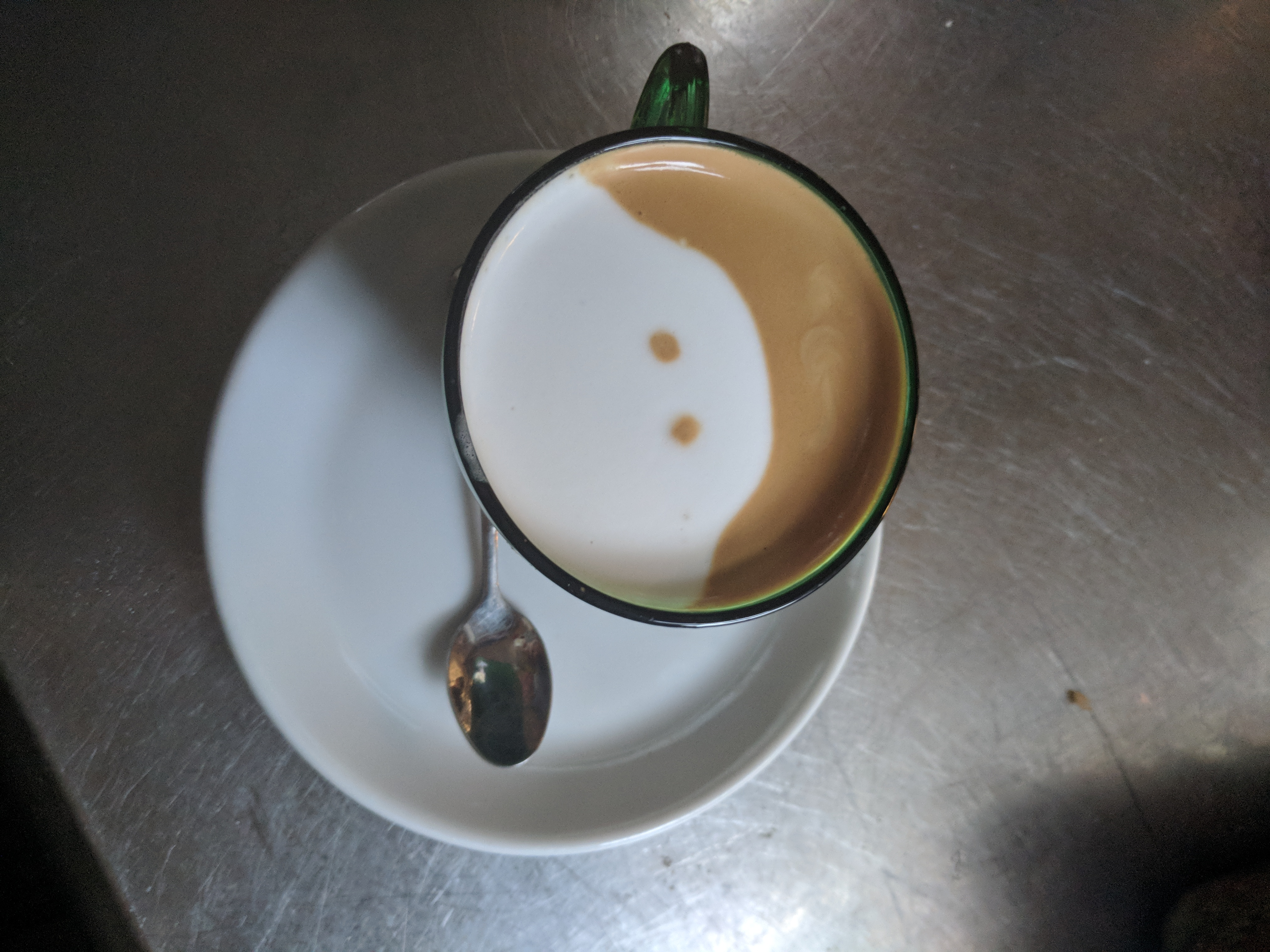 Yin Yang Latte