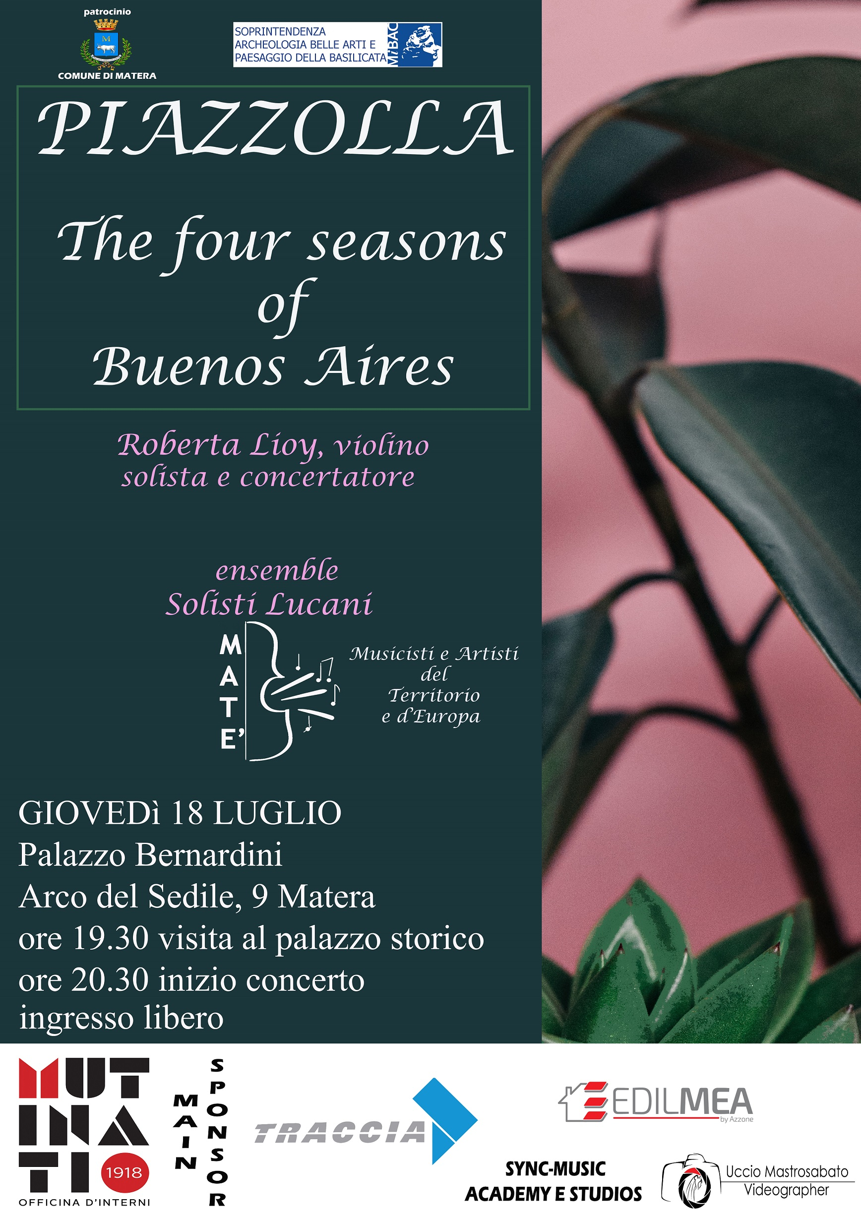 four seasons corretto