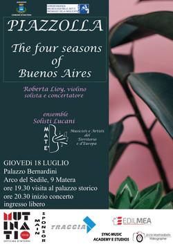 four seasons corretto