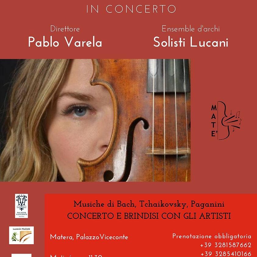 Laura Marzadori & Solisti Lucani