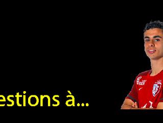 3 questions à... Alexis Araujo !