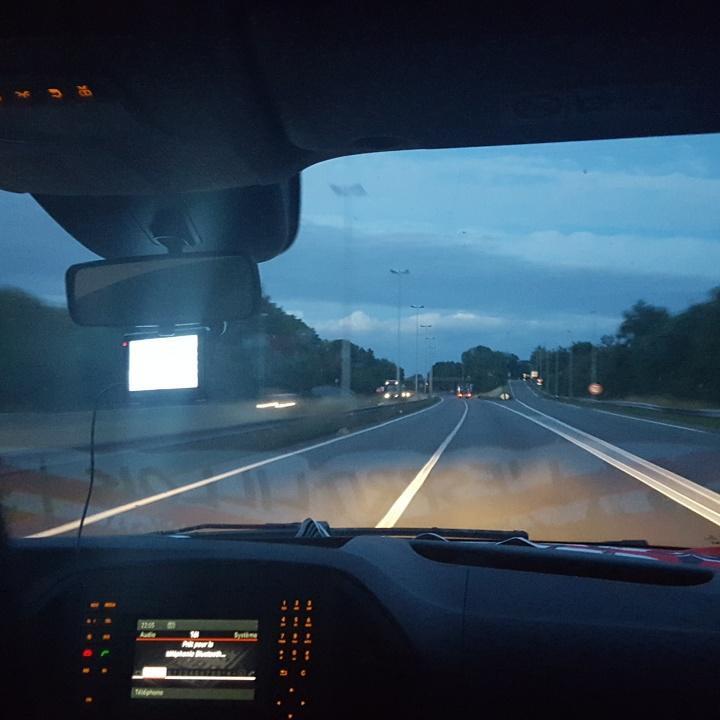 Départ de Lille au soir vers 21h