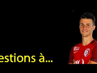 3 questions à... Sébastien Corchia