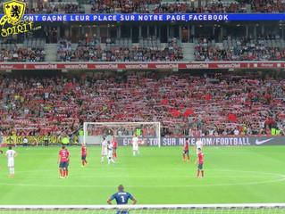 Lille-PSG : Compte-rendu