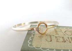 Janet Royle Jewellery Gold Bangle