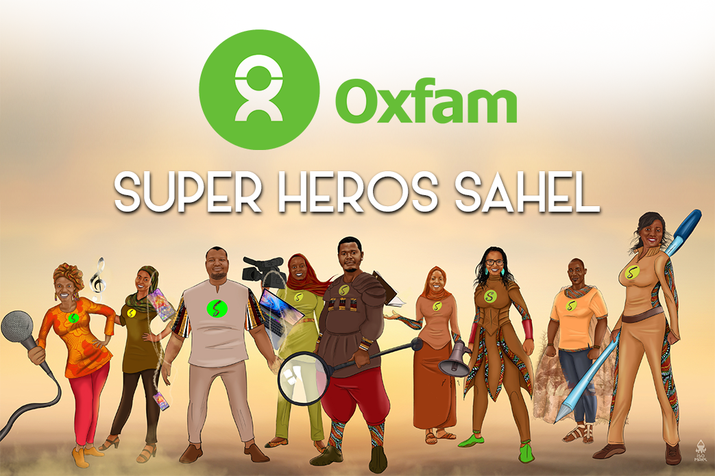 Oxfam - sahel