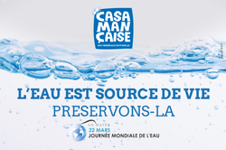 Casamancaise - Water day