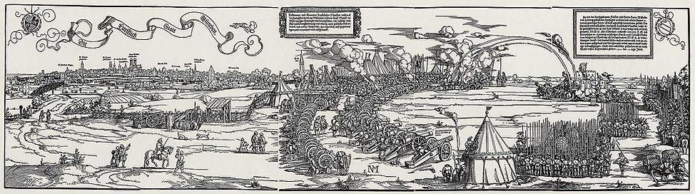 Ansicht von München (1530)