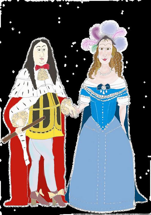 Ferdinand Maria, Henriette Adelaide von Savoyen, Munichkindl, München, Münchner Stadtgeschichte, Theatinerkirche