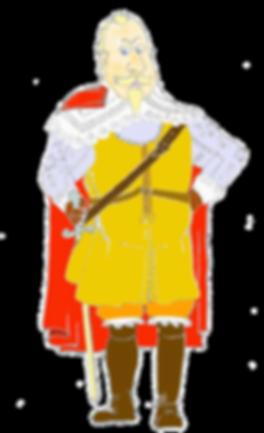 Schwedenkönig Gustav-Adolf, Munichkindl, Schweden-König, Löwe aus Mitternacht,