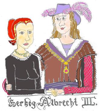Agnes Bernauer, Munichkindl, Herzog Albrecht III., Münchner Stadtgeschichte, Bernauerin,