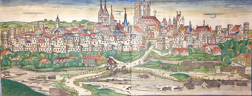 München - Schedel Weltchronik