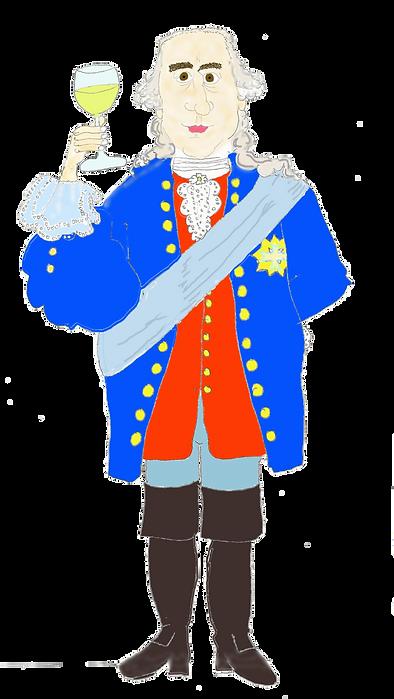 Kurfürst Karl Theodor, Munichkindl, Starkbierprobe, Kurfürst von Pfalz-Baiern