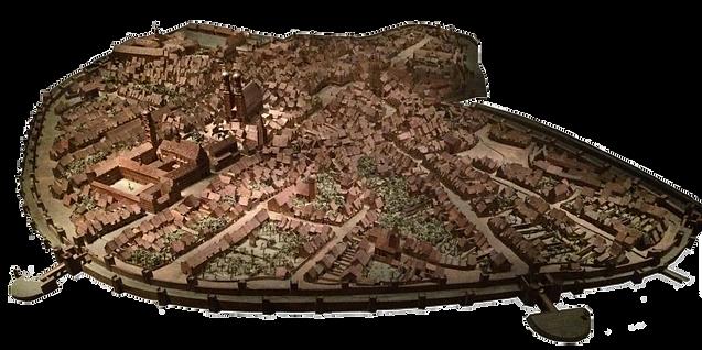 Münchner Stadtmodell