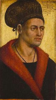 Herzog Sigismund Baiern-München