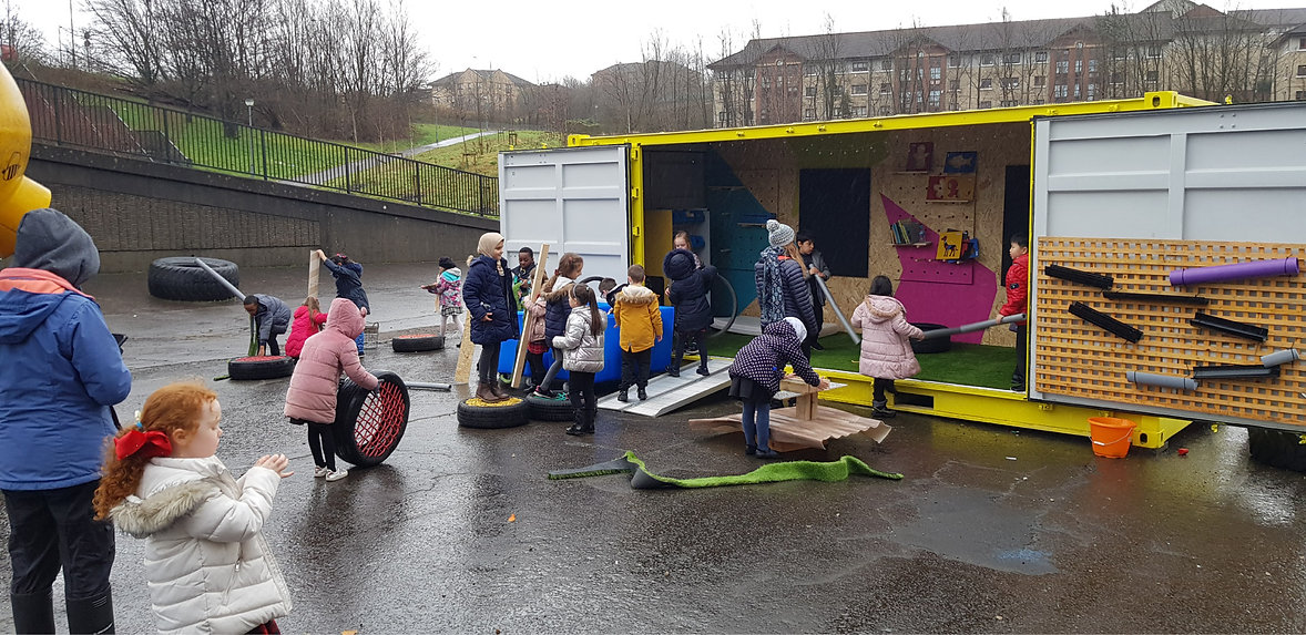 The City of Play-The Amazing Loose Ship-Outdoor Play-Outdoor Activity