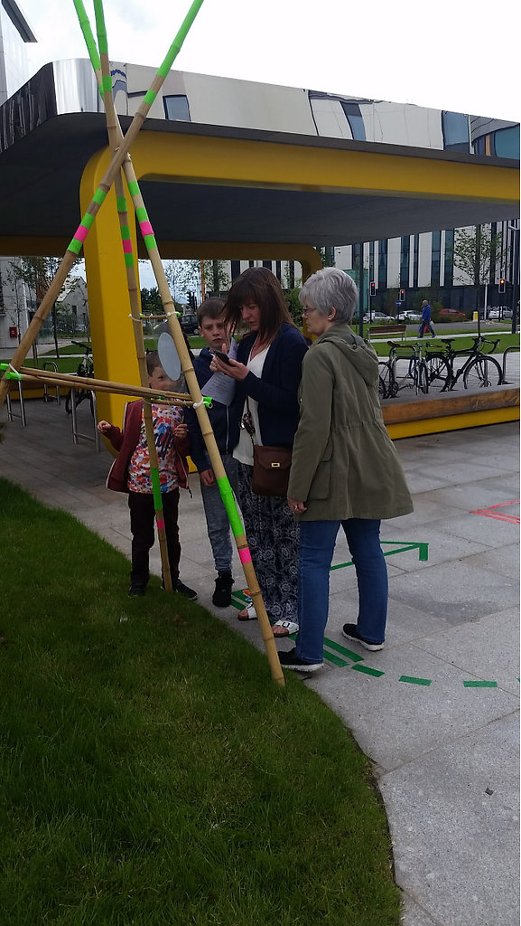 The City of Play-Therapy Landmarks-Ginkgo Projects-Glasgow Childrens Hospital-Outdoor Space-Public Engagement-Consultation