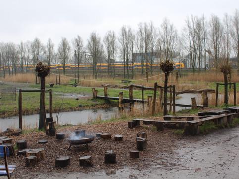 Amsterdam's Wild West: Nature Play at Woeste Westen