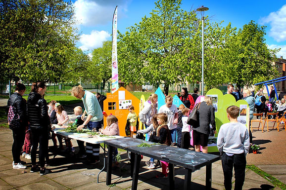 The City of Play-Murraryburn and Hailesland Community Park-Community Engagement-Consultation-Codesign-Public Space