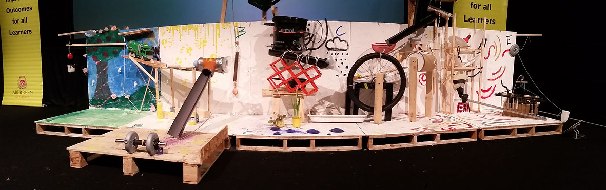 The City of Play-Creative Dynamic-Aberdeen Creative Learning Festival 2015