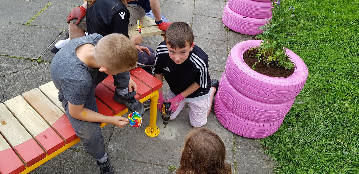 The City of Play-Build Your Own Playground