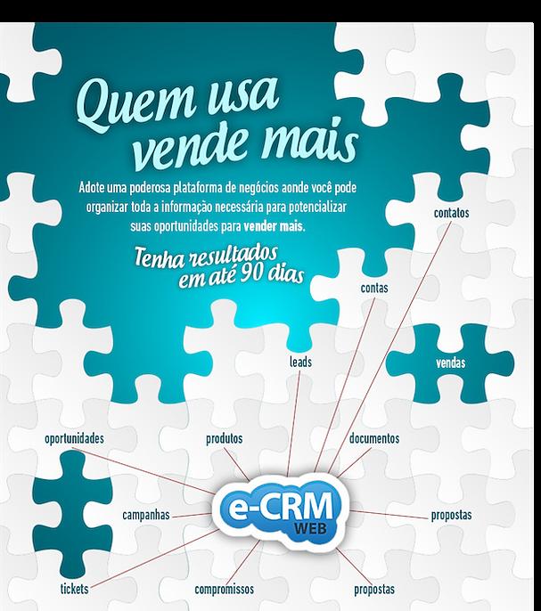 Quem usa Vende Mais com eCRM Web