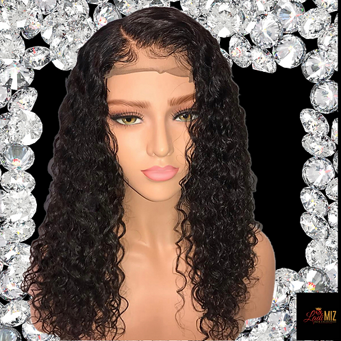 Lace Front Water Wave / 13x4 / 16 inches