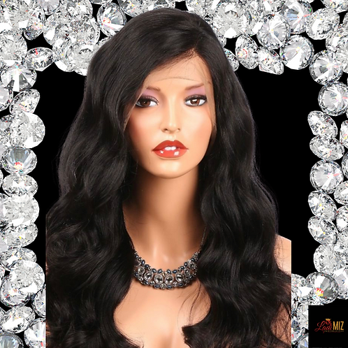 Lace Front Body Wave Wig/ HD Lace/20 in/ 5x5