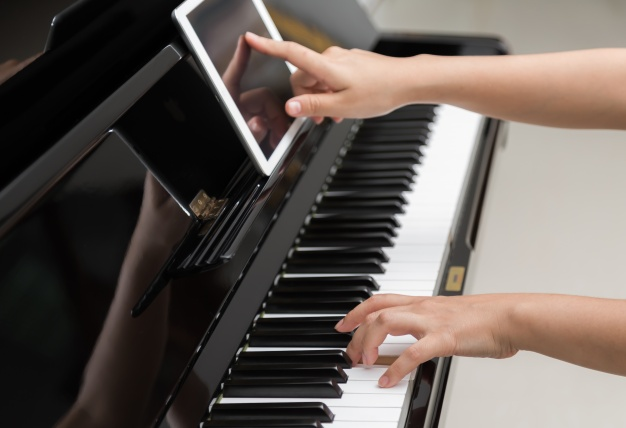 Online or In-Home Piano Lessons