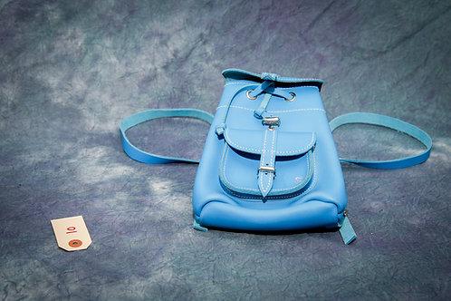 Grafea Pepe Blue Backpack Purse