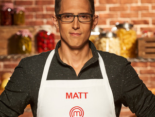 Meet MasterChef Canada's Matt VanderHelm on April 25