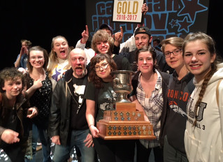 TDChristian Improv Team Wins GOLD in Toronto!