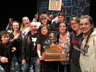 TDChristian Improv Team Wins GOLD in Toronto!