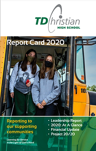 Report Card 2020 Cover