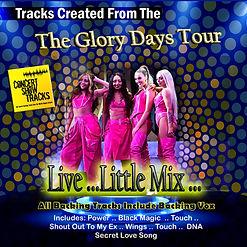 Concert Show Tracks - Little Mix Live Backing Tracks