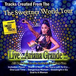 Concert Show Tracks - Ariana Grande Live Backing Tracks