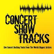 Concert Show Tracks Logo