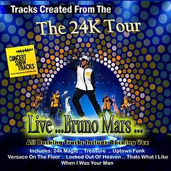 Concert Show Tracks | Bruno Mars | 24k Tour Backing Tracks