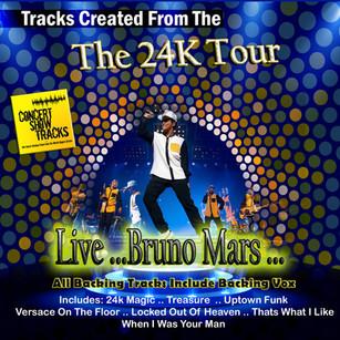 Bruno Mars   24k Tour Live Backing Tracks