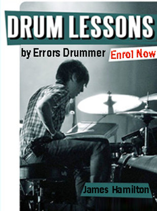 10 Adult Daytime Drum Lessons