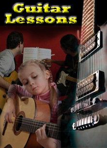 10 x 1/2hr Guitar Lessons