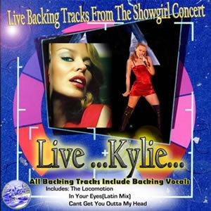 Kylie Showgirl Live Backing Tracks