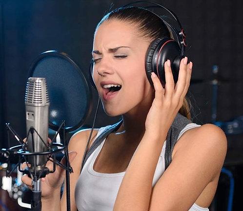 Pop Star 2 Track Recording