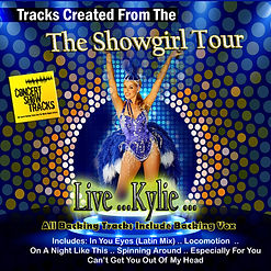 Concert Show Tracks - Kylie Live Backing Tracks