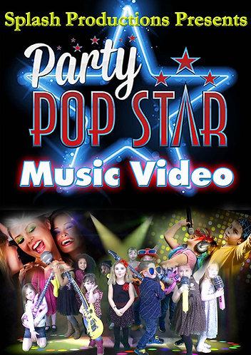 Pop Star Music Video