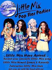Music Tuition   X-Factor Parties   Kids Pop Star Parties   Kids Parties   Little Mix Parties   Hen Parties