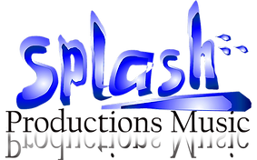 Splash Productions Logo. Splash Productions is a professional recording studio offering great service like Kids Parties,Recording, X Factor Parties, Little Mix Parties, Dance Mixes and Cheer Mixes