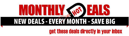 Monthly Discount Deals