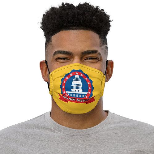 DO NOT DISTURB Face Mask
